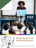 Saude Auditiva No Ambiente Escolar