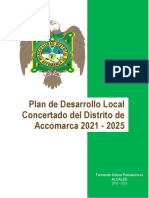 Pdlc Accomarca 2021-2025 Oficial