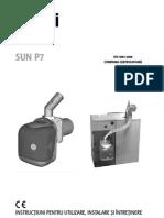 Manual tehnic SUN P7