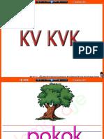 Bahan Bantu Mengajar KV KVK Kelas Pemulihan Khas IQ' RUM