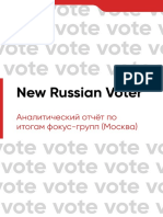 New Russian Voter