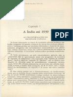 16 a Índia Até 1939. a Ásia Oriental Nos Sécs. Xix e Xx. Chesnaux, Jean. 1976