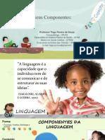 Linguagem e seus componentes conteudo uso forma