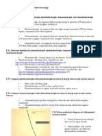 Option F  - HL Microorganisms and biotechnology (2)