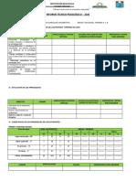 Informe técnico pedagógico 2020