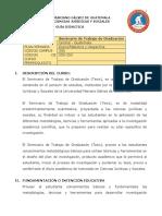 050-253  SEMINARIO DE TRABAJO DE GRADUACIÓN (2)GUIA DIDACTICA
