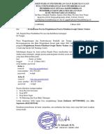 Undangan Pengimbasan Peserta Pelatihan Google Master Trainer FIK