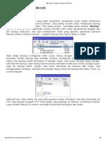 Mikrotik.ID _ Backup Konfigurasi Mikrotik