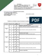 SECP planificare