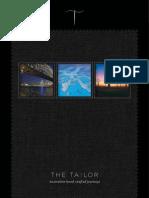 TheTailor Brochure