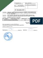 Счет на оплату (с печатью и п...№ 31 от 30 November 2017 г