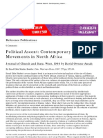 Political Ascent_ Contemporary Islamic Movements in North Africa _ Journal of Church and State _ Find Articles at BNET
