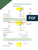 University of Sheffield Advanced Concrete Design Excel Sheets