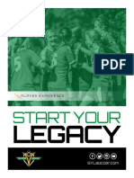 2021 SYL Player Experience Packet