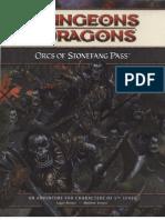 HS2 Orcs of Stonefang Pass