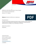 Carta Sena Mantenimiento - Copia