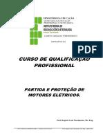 Apostila Partida Proteção Motores Rogerio IFSC