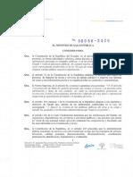 Acuerdo Ministerial AC_00066_2020 OCT 01