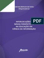 FARIAS, Gabriela B. de (Org.). Interlocuções e Novas Perspectivas Na Educação Em CI [2018]