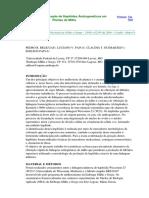Obtenção e Identificação de Haplóides Androgenéticos em Plantas de Milho