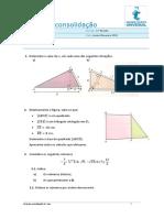 FichaConsolidação_NúmeroRacionais_TeoremaPitágoras_8.ºano