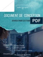 Document de Conception GRP 2