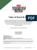 Ccc-bmg-04 Core 2-1 Tales of Good & Evil