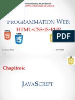 Ch4 Javascript
