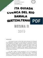 INFORME VISITA GUIADA