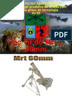 16 - Morteiro Leve 60mm - Observador Do Alvo