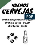 Cervejas (1)