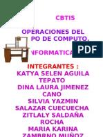 Operaciones del Equipo de ComputoT111 EQ1.PPT Original