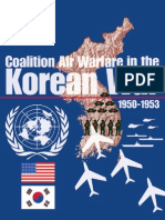 Coalition Air Warfare in the Korean War, 1950-1953