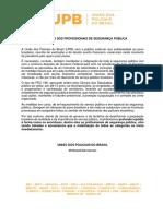 Manifesto - UPB