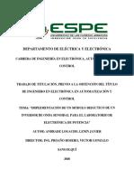 Circuitpo de Poptencia Para El Modulo Esg002