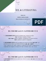 El Uso de La j y La g 08-03-2021 Grado 11