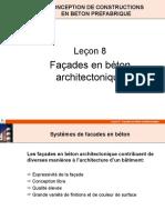 8 - Facades en Beton Architectonique