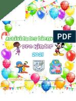 Planificacion Adaptacion Pre Kinder 2021