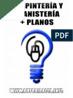 Capacitación Práctica Sobre La Carpintería y Ebanistería + Planos y Técnicas Incluidas