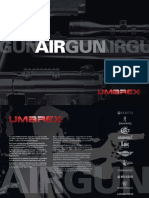 Catalogue Umarex Airgun