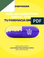 Guía Marketing para farmacias