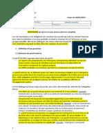 UE9 FI2020 - Provisions - Cours du 260221