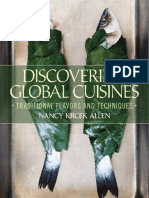 Krcek Allen N. - Discovering Global Cuisines. Traditional Flavors and Techniques. 1st Edition - 2013