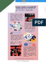 actividad eje 3 pensamiento y comunicacion  infografia