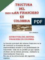 Estructura del sistema financiero en Colombia ENERO  2021