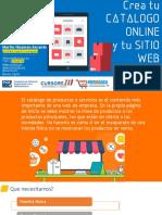 Crea Tu Catalogo Online y Sitio Web (1)