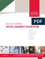 Hvs 2010 South America Hotel Market Overview