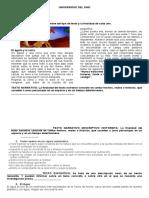 TIPOLOGIA TEXTUAL - COHERENCIA Y COHESIÓN 2021