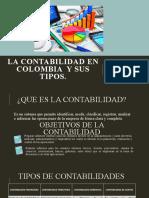 TIPOS DE CONTABILIDADES EN COLOMBIA