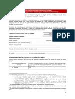 4-Fiche Auto-Certification